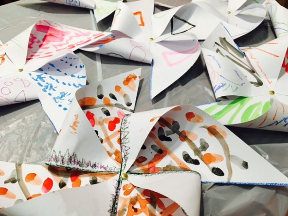 Introduction of Art Therapy (11 & 18 August, 2018)