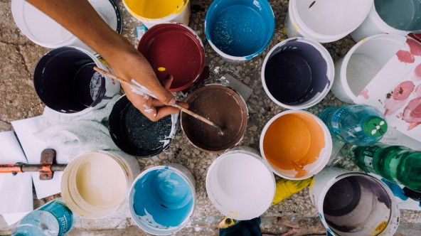 Introduction of Art Therapy (17 & 24 March, 2018)