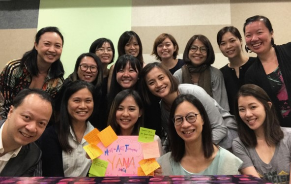 Meet the Art Therapists: Yana Ng